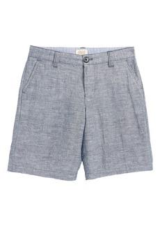 Armani Junior Chambray Shorts (Little Boys & Big Boys)