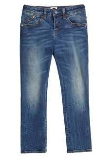 Armani Junior Slim Straight Leg Jeans (Little Boys & Big Boys)