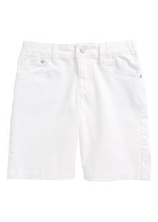 Armani Junior Stretch Cotton Shorts (Little Boys & Big Boys)