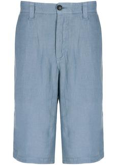 Armani knee length bermuda shorts