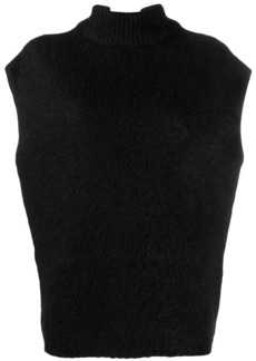 Armani knitted top