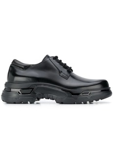 Armani lace-up chunky sole shoes