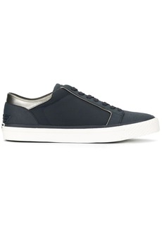 Armani lace-up low-top sneakers