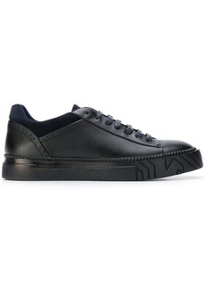 Armani laced-up low top sneakers