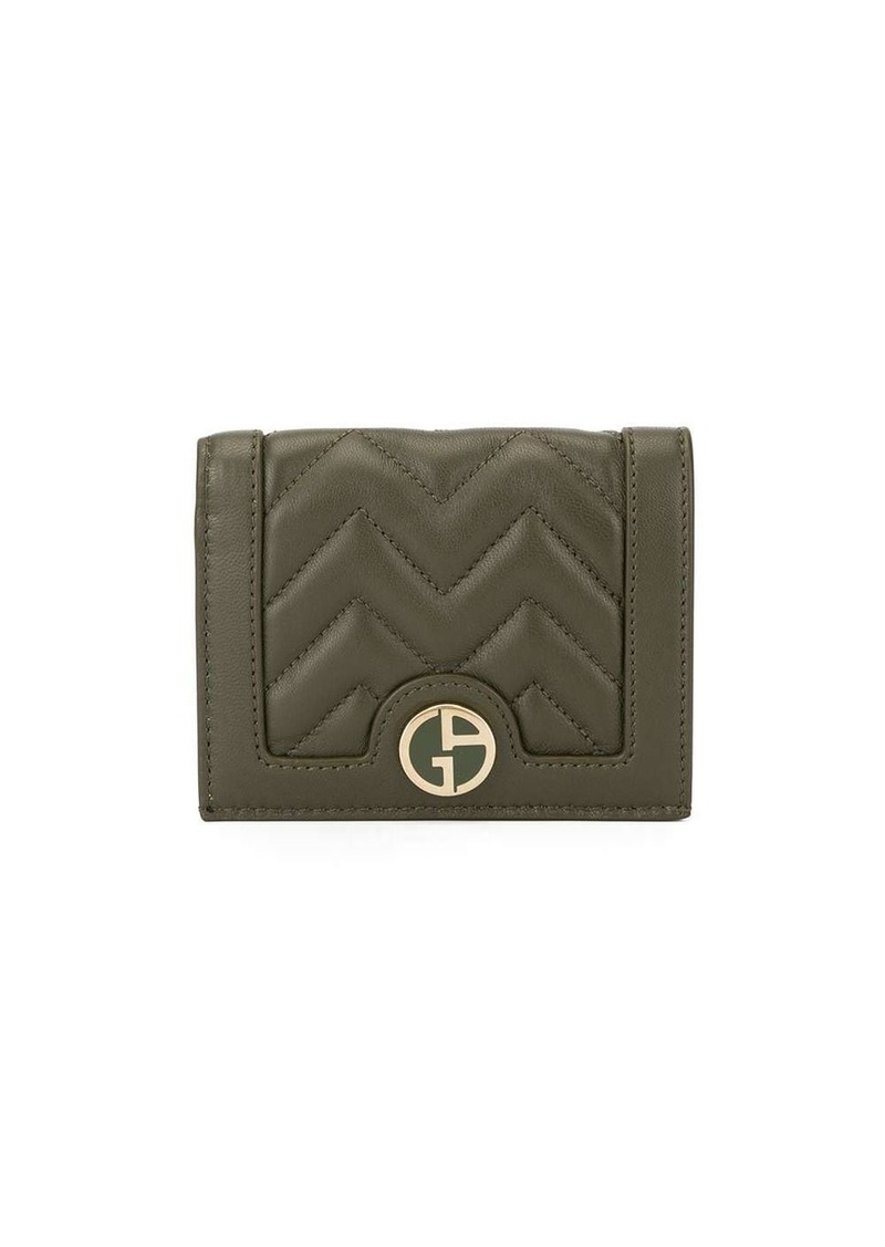 Armani Le sac wallet