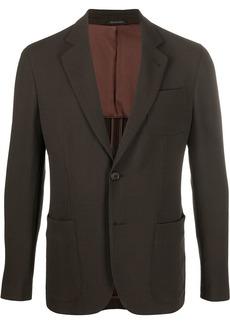 Armani lightweight buttoned blazer