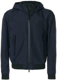Armani lightweight hooded jacket