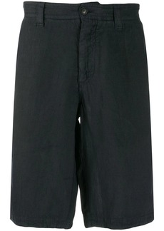 Armani linen bermuda shorts