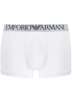 Armani logo band briefs
