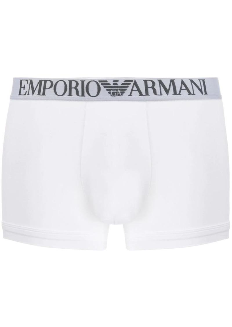 Armani logo band briefs