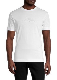 Armani Logo Cotton T-Shirt
