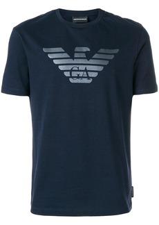 Armani logo detail T-shirt