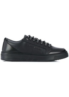Armani logo low-rise sneakers