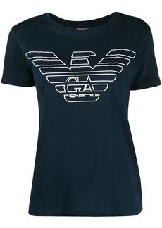 Armani logo printed T-shirt