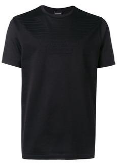 Armani logo stamp T-shirt