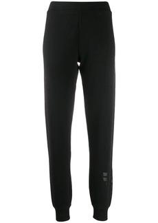 Armani logo track pants