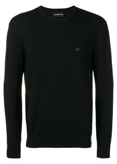 Armani long sleeve jumper