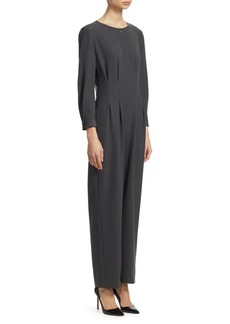 Armani Long Sleeve Jumpsuit