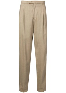 Armani loose fit chinos