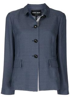 Armani loose fit jacket