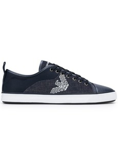 Armani low-top logo sneakers