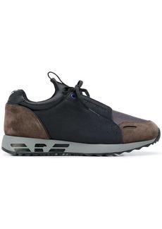 Armani low-top runner sneakers