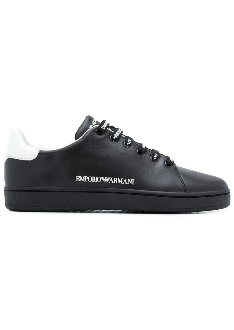 Armani low-top sneakers