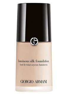 Armani Luminous Silk Perfect Glow Flawless Oil-Free Foundation