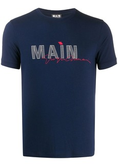 Armani Main short-sleeved T-shirt