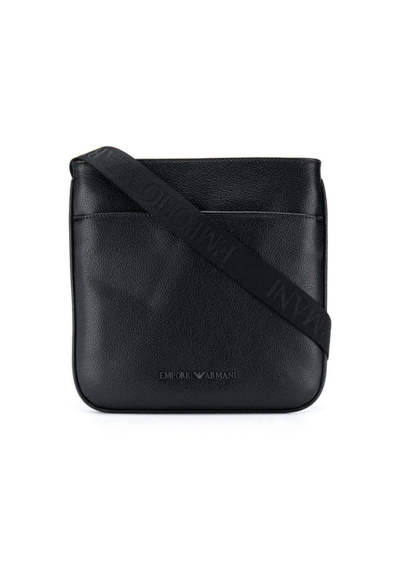 Armani medium messenger bag