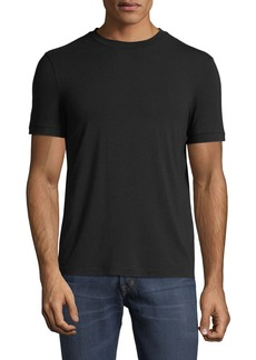 Armani Men's Basic Crewneck T-Shirt