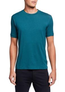 Armani Men's Crewneck T-Shirt