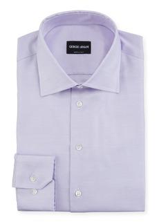 Armani Men's Micro-Neat Sport Shirt