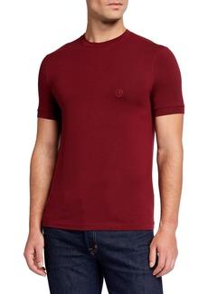 Armani Men's Solid Jersey T-Shirt