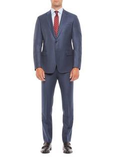 Armani Men's Super 150s Wool Two-Piece Suit