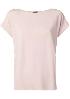 Armani mesh short sleeve top