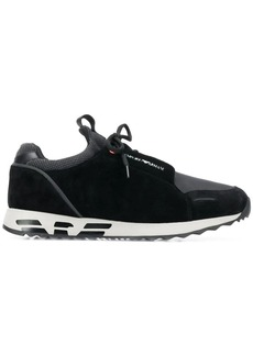 Armani mesh sneakers