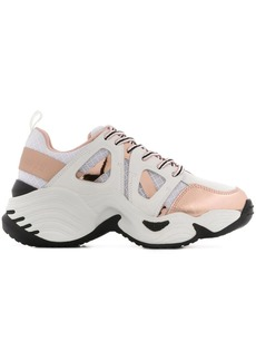 Armani Metallizzata low-top sneakers