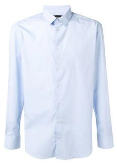 Armani micro pattern shirt