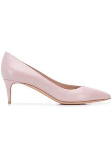 Armani mid-heel pumps