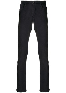Armani mid-rise tailored trousers