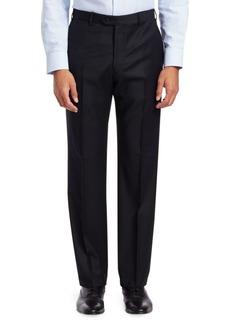 Armani Midnight Flannel Pants