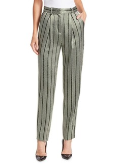 Armani Multistripe Lurex Pants
