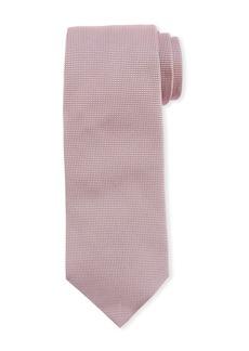 Armani Neat Textured Silk Tie