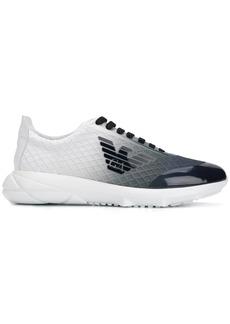 Armani ombré sneakers