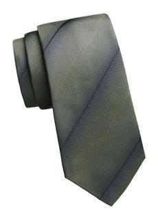 Armani Ombre Stripe Tie