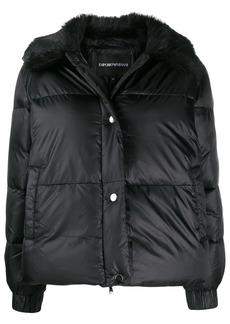 Armani oversized padded jacket