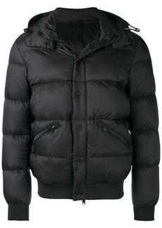 Armani padded bomber jacket
