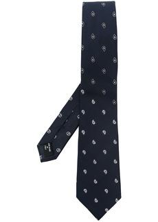 Armani paisley-print silk tie