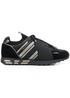 Armani panelled low-top sneakers